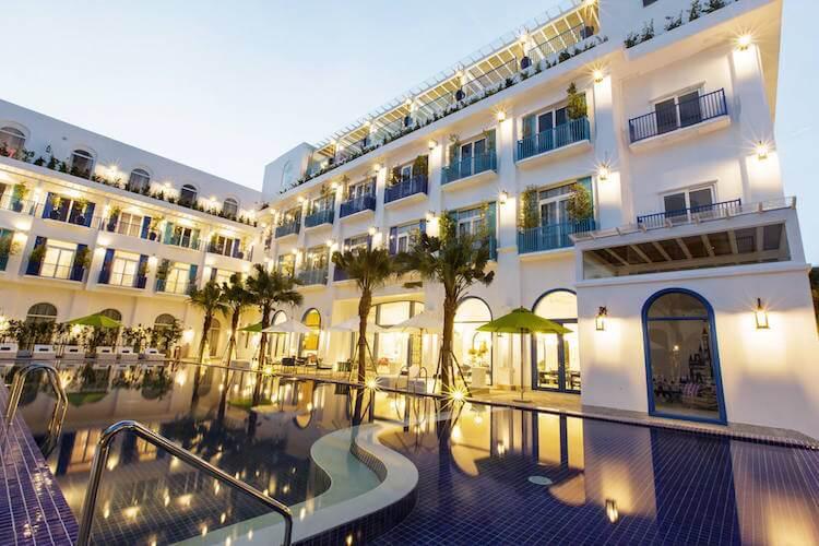 Khách sạn cho thuê