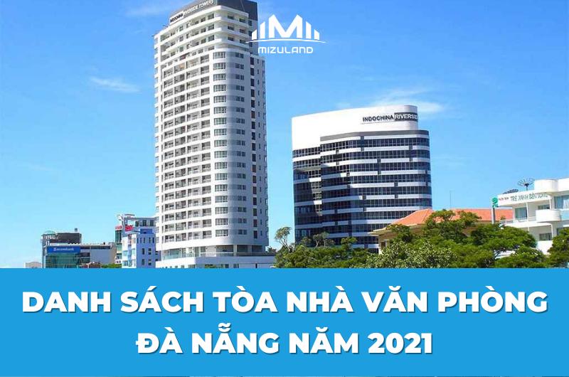 Danh sách văn phòng cho thuê tại Đà Nẵng mới nhất
